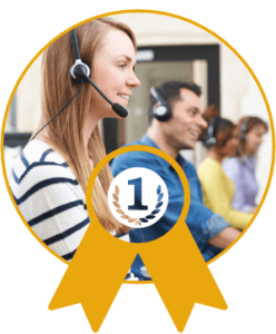 No1 for Customer Service