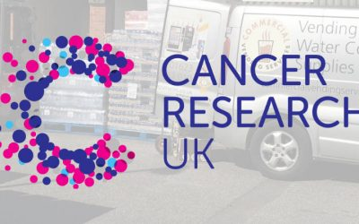 Vending Machines Cancer Research Fundraiser
