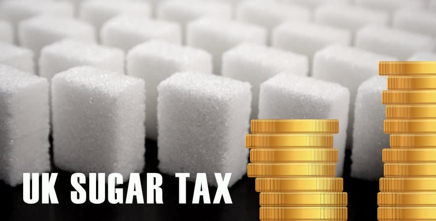The Uk Sugar Tax And Vending Machines Commercial Vending