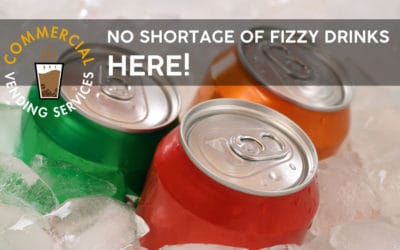 No Shortage of Fizzy Drinks Here!
